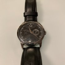 Dolce & Gabbana Steel 40mm Quartz pre-owned
