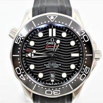 Omega Seamaster Diver 300 M новые Автоподзавод Часы с оригинальными документами и коробкой 210.32.42.20.01.001