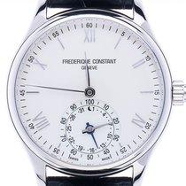 Frederique Constant Horological Smartwatch Staal 42mm Zilver