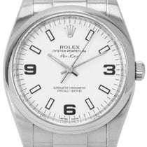 Rolex Air King 114200 2014 pre-owned