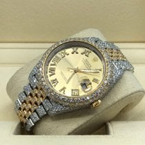 Rolex Gold/Steel 41mm Automatic 126333 new United States of America, New York, New York