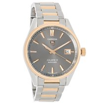 TAG Heuer Carrera Calibre 5 Gold/Steel 38mm Grey United States of America, Arizona, Phoenix