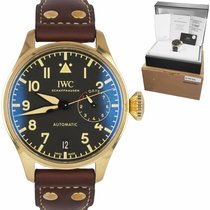 IWC Big Pilot Bronze 46.2mm Black United States of America, New York, Smithtown