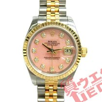 Rolex Lady-Datejust 179173OPG 2018 pre-owned