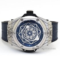 Hublot Big Bang Sang Bleu Titanium 45mm Blue