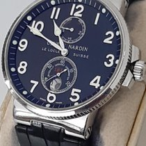 Ulysse Nardin Marine Chronometer 41mm 263-66-3/62 2013 подержанные
