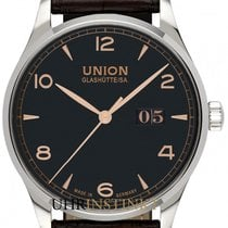 Union Glashütte Noramis Big Date Steel 40mm Black