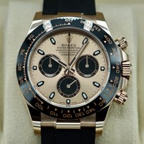 Rolex Rose gold Automatic Gold 40mm pre-owned Daytona