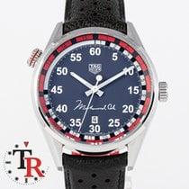 TAG Heuer Carrera Steel 43mm Blue Arabic numerals
