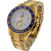 Rolex Used 116688_used_yellow_hands Yacht-Master II in Yellow...