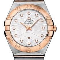 Omega Constellation yeni