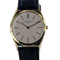 Vacheron E Constantin Ultra Slim In Oro Giallo 18kt Ref. 6099