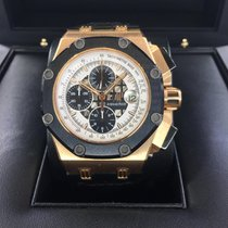 Audemars Piguet Royal Oak Offshore Rubens Barrichello II COMPLETE