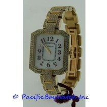 DeLaneau Louka Yellow gold 26mm Mother of pearl Arabic numerals