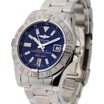 Breitling A3239011.BC35.170A Avenger II GMT Automatic in Steel...