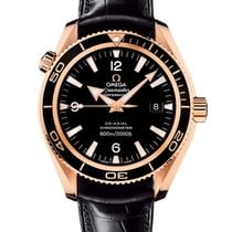 Omega Seamaster Planet Ocean 600 M Co-Axial Chronograph 42 MM