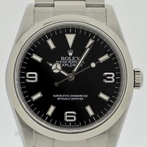 Rolex Explorer I 114270 - Rehaut - Full Set