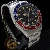 Rolex GMT-Master Vintage TOP CONDITIONS Never Polished
