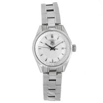 TAG Heuer Carrera Lady Steel 27mm Mother of pearl