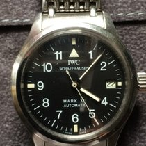 IWC 3241 Steel 1997 Pilot Mark 36mm pre-owned