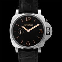 Panerai Luminor Due Steel 42mm Black United States of America, California, San Mateo