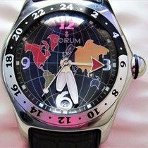 Corum Bubble GMT World Dial