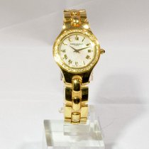 Pierre Balmain Yellow gold 28mm Quartz pre-owned