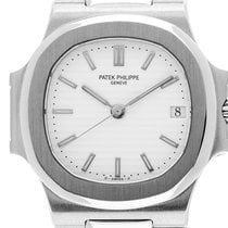 Patek Philippe Nautilus tweedehands 37mm Staal