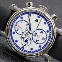 Speake-Marin Spirit Blue Seafire Chronograph 42mm #21 of 28 -...