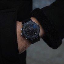 Hublot Aero Bang All Black Limited