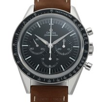 Omega 311.32.40.30.01.001 Steel 2018 Speedmaster Professional Moonwatch 40mm new