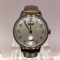 Tissot Heritage nuevo Cuerda manual Reloj con estuche y documentos originales T119.405.16.037.01