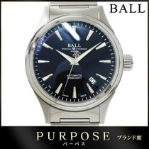Ball 40mm Automatic pre-owned Black