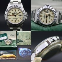 Rolex Explorer II pre-owned 40mm Steel