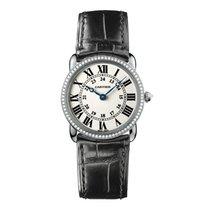 Cartier Ronde Louis Cartier new Quartz Watch with original box and original papers WR000251