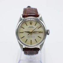 Rolex 31mm Automatic pre-owned Champagne