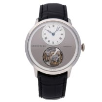 Arnold & Son Palladium 42mm Manual winding 1UTAG.S04A.C121G new