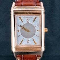 Jaeger-LeCoultre 250.2.86 Rose gold Reverso Classique 23mm pre-owned