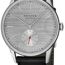 NOMOS Orion Neomatik Steel Silver United States of America, New York, Brooklyn