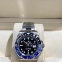 Rolex Ceramic Automatic Black No numerals 40mm new GMT-Master II