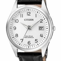 Citizen AS2050-10A New Steel 39mm Quartz