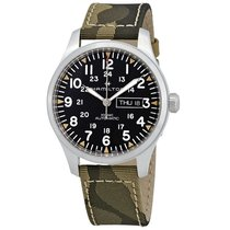 Hamilton Khaki Field Day Date H70535031 2018 new