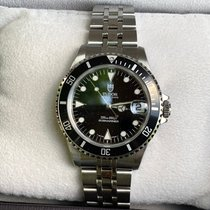 Tudor Submariner Steel 36mm Black No numerals United States of America, Pennsylvania, Pittsburgh