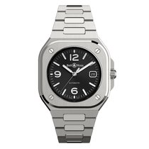 Bell & Ross new Automatic 40mm Steel