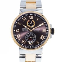Ulysse Nardin Marine Chronometer Manufacture 1185-126 2010 pre-owned