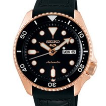 Seiko Gold/Steel 42.5mm Automatic SRPD76K1 new