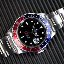 Rolex GMT-Master II Steel 40mm Black No numerals United Kingdom, West Yorkshire