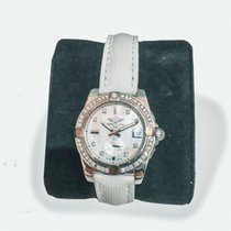 Breitling Galactic 36 Steel 36mm Mother of pearl No numerals Australia, Perth