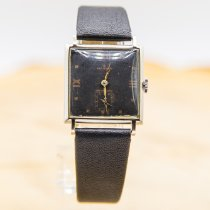 Marvin Steel 28mm Manual winding pre-owned
