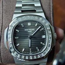 Patek Philippe Platinum Automatic new Nautilus